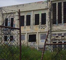Derelict Power Station by lezvee