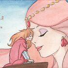 Ghibli Valentine - [01] by JessicaMariana