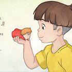 Ghibli Valentine - [02] by JessicaMariana