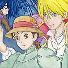 Ghibli Valentine - [06] by JessicaMariana