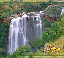 Lisbon falls Eastern Transvaal South Afica by leksele