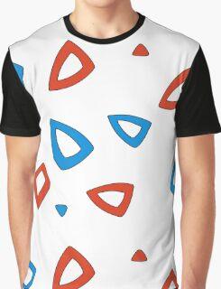 Togepi pattern Graphic T-Shirt