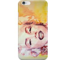 Merylin Monroe iPhone Case/Skin