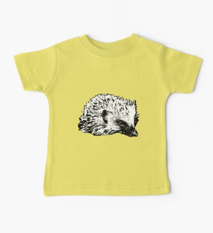 Hedgehog Baby Tee