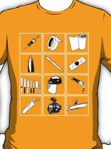 Tools of the Trade (Dexter) Shirt T-Shirt