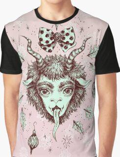 Merry Krampus!  Graphic T-Shirt