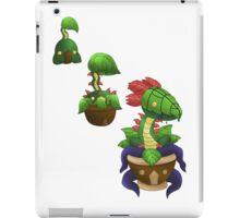Custom Dragon/Grass Pokemon Evolution Line iPad Case/Skin