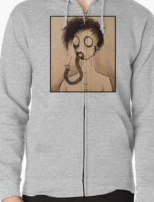 gas mask girl T-Shirt