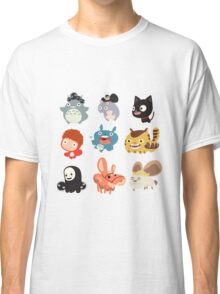 all character studio ghibli Classic T-Shirt