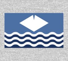 Isle of Wight County Flag by cadellin