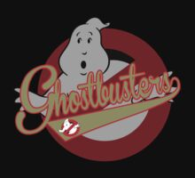 Ghostbusters v2 by kingUgo