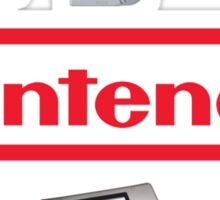 Nintendo Portables Sticker