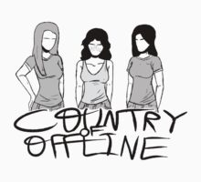 The Country of Offline by Jetly
