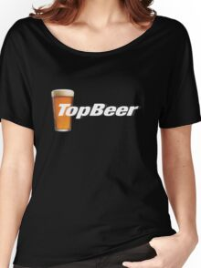 TopBeer Women's Relaxed Fit T-Shirt