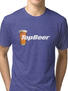 TopBeer Tri-blend T-Shirt