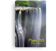 Magwa Falls South Africa Metal Print