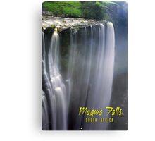 Magwa Falls South Africa Canvas Print