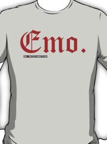 Emo. T-Shirt