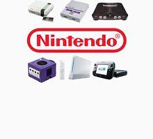 Nintendo Consoles Unisex T-Shirt
