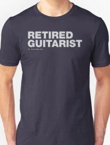 Retired Guitarist Unisex T-Shirt