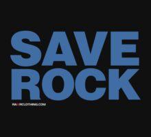 Save Rock Baby Tee