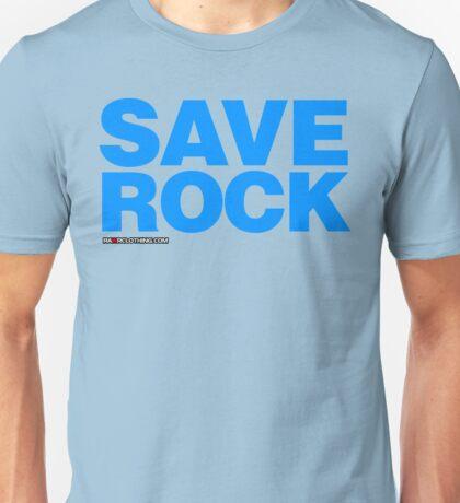 Save Rock Unisex T-Shirt