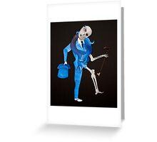 Papa Legba (2) Greeting Card