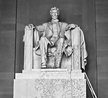 Abraham Lincoln by Matthias Keysermann