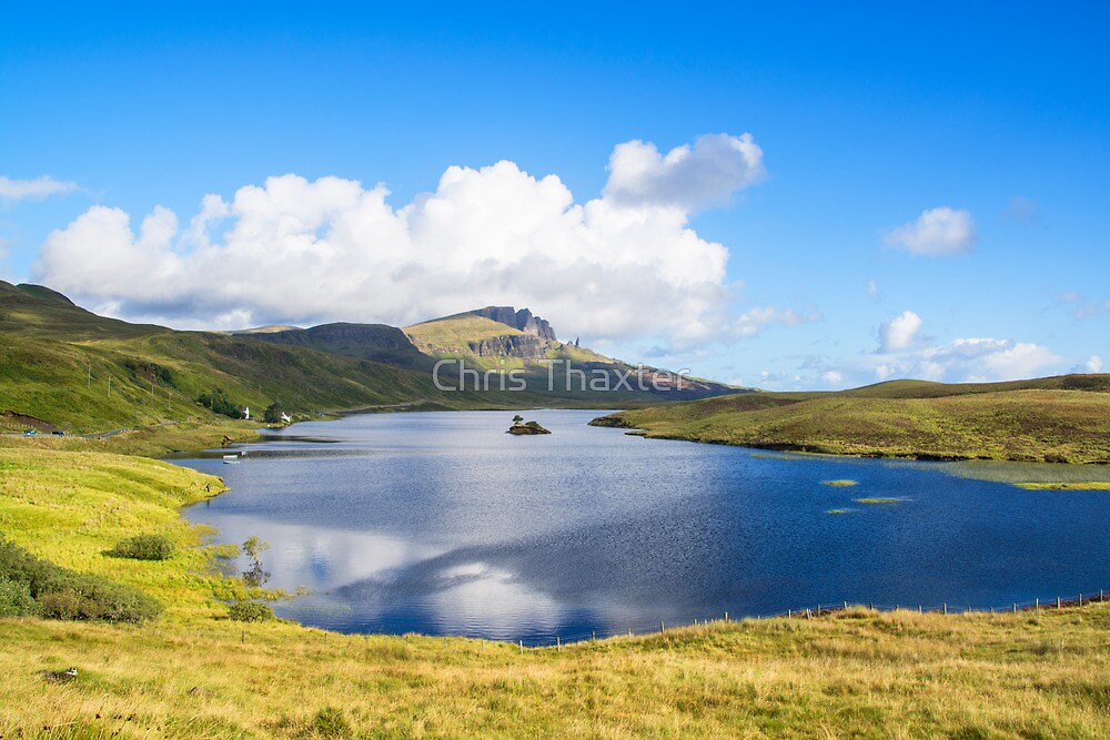 Loch Fada to the Storr 2 by Chris Thaxter