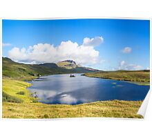 Loch Fada to the Storr 2 Poster
