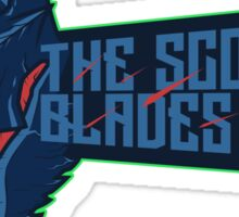 Monster Hunter All Stars - The Scolding Blades Sticker