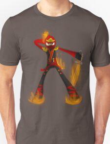 Flaming Kai T-Shirt