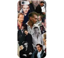 A Fiennes Collage iPhone Case/Skin
