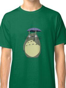 Alone Totoro Classic T-Shirt