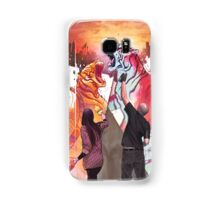 Dueling Tigers Samsung Galaxy Case/Skin