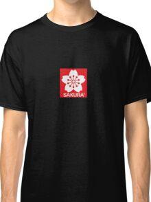 Sakura Paint Logo Classic T-Shirt