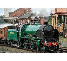 Cheltenham, Steam Engine 925 Photographic Print