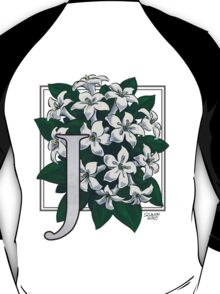J is for Jasmine T-Shirt