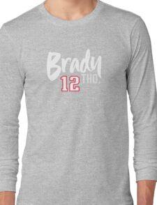 Brady THO. Long Sleeve T-Shirt