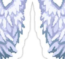 Dove Wings Sticker