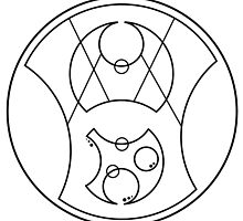 Doctor Who - Circular Gallifreyan by CGRequests