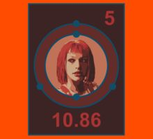 THE FIFTH ELEMENT by Alexandra Rosser