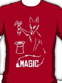 White Fox Magic T-Shirt