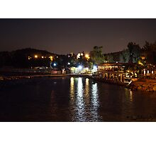 Night landscape  Photographic Print