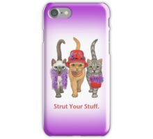 Strut iPhone Case/Skin