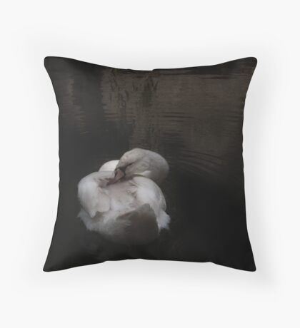 I Am Shy Throw Pillow