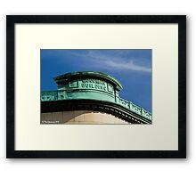Goodman Building Framed Print