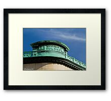 Goodman Building Framed Print