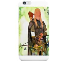 Legolas art iPhone Case/Skin