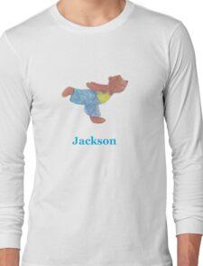 Jackson bear Long Sleeve T-Shirt